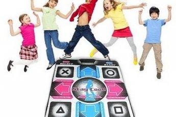 Танцевальный коврик X-tream Dance Pad Platinum.